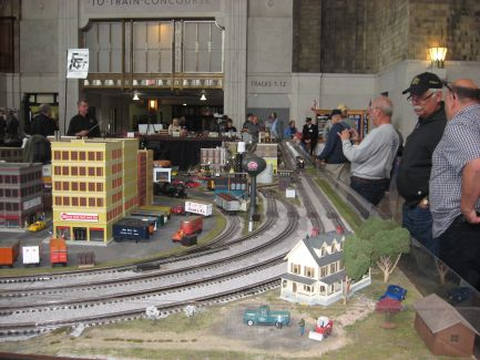 image of FCTT at Buffalo Terminal Train Show Buffalo,NY 2017