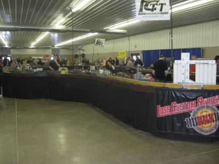image of FCTT at WNYRHS Train Show Feb 2015, Hamburg, NY