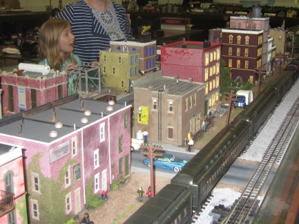 image of FCTT at NOME/TTCS Train Show 2015, Lockport, NY