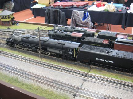 image of FCTT at RIT Tiger Tracks Train Show Rochester,NY 2016