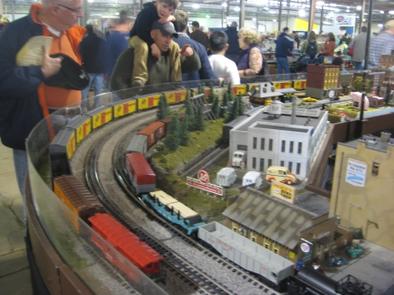 image of FCTT at CNYRHS Train Fair 2014, Syracuse, NY